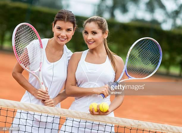 Joueurs de tennis féminin