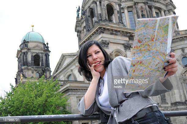 雌の観光には、シティーマップベルリン Mitte (ドイツ)