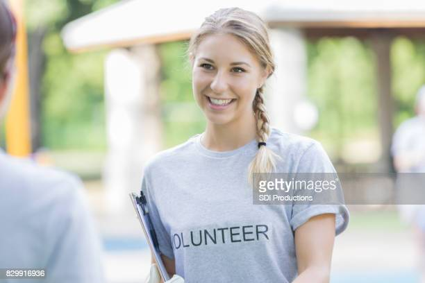 Femmes bénévoles organise nettoyage communautaire