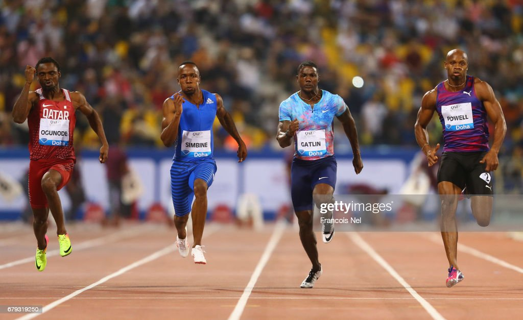 Doha - IAAF Diamond League 2017