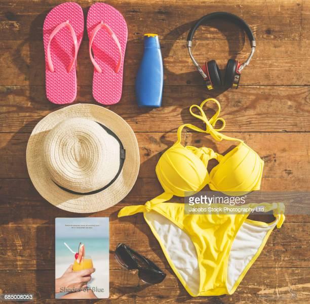 Feminine summer vacations accessories