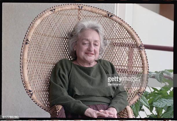 Feminist Betty Friedan