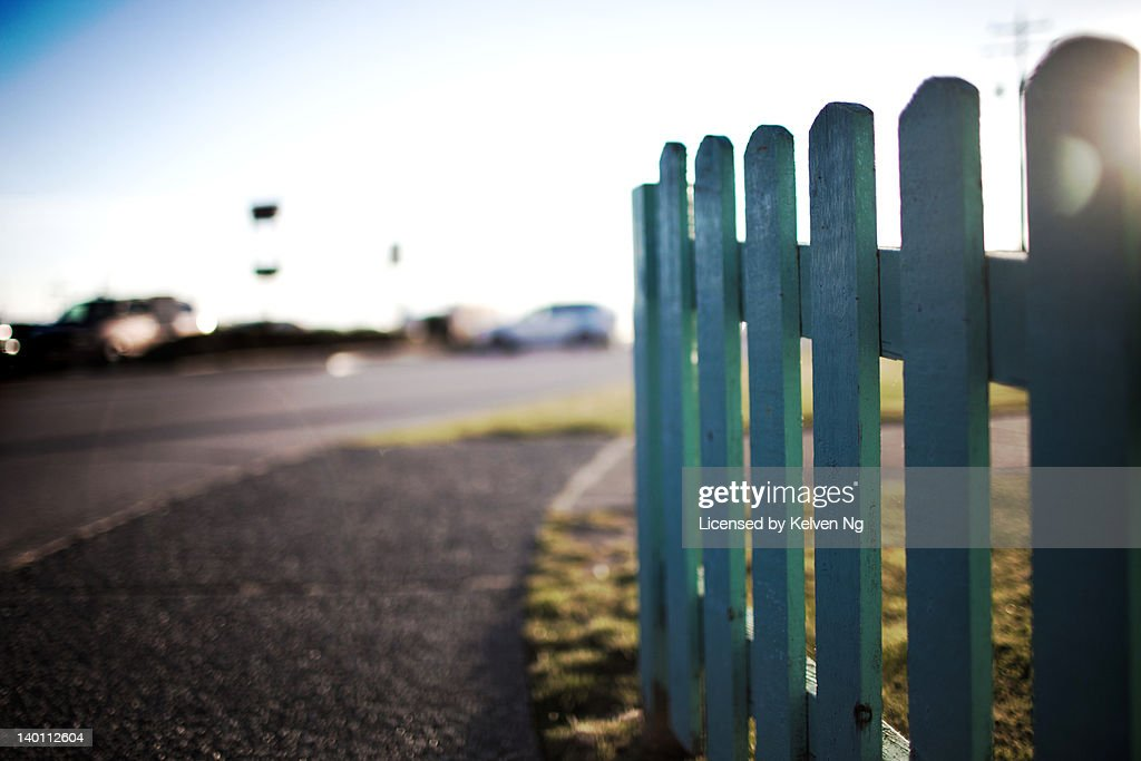 Fence Friday : Stock Photo