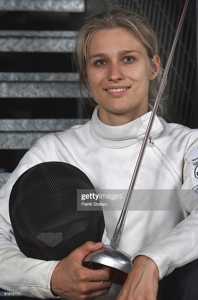 Germany team fencing press conference photocall for Christian heidemann