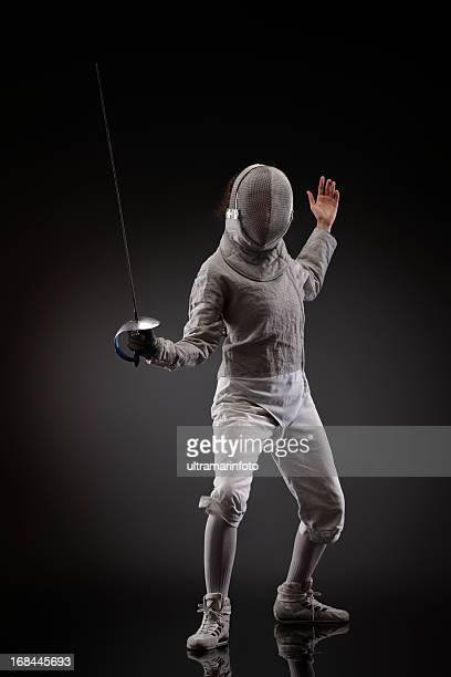Fencing Sport Photos Et Images De Collection Getty Images