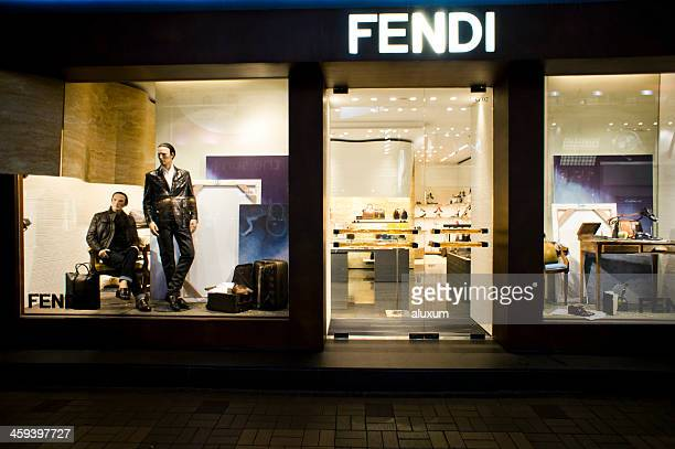 Fendi boutique de Hong Kong