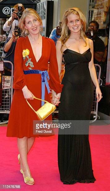 Fenella Woolgar and Alice Eve during 'Stage Beauty' London Premiere Arrivals at Odeon Westend Leicester Square in London England United Kingdom