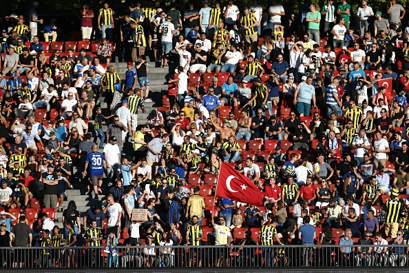 Grasshoppers v Fenerbahce - UEFA Europa League : News Photo