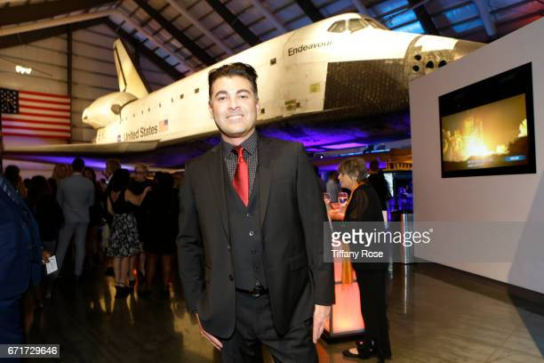 Fenix Cosmetics founder and CEO Bill Bakho attends Lupus LA's Orange Ball Rocket to a Cure at the California Science Center on April 22 2017 in Los...