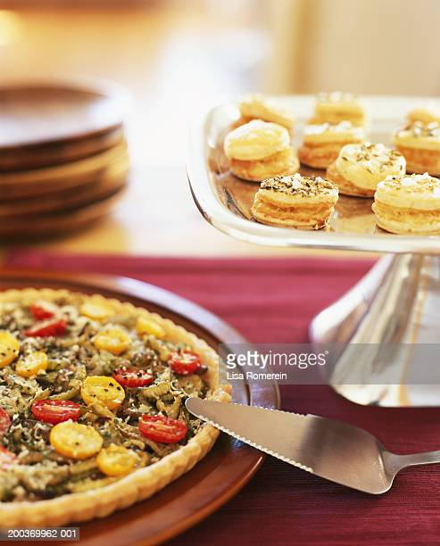 Vol Au Vent Stock Photos and Pictures | Getty Images
