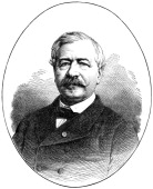 Ferdinand de Lesseps 19th century French diplomat and entrepreneur De Lesseps built the Suez Canal to enable shipping to pass between the...