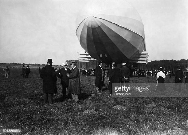 Ferdinand Graf von Zeppelin German general and engineer airship manufacturer Members of the German parliament and the Federal Council of the German...