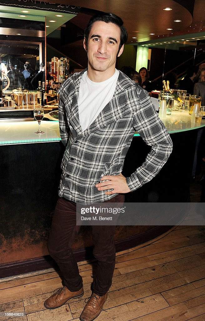 Ferdinand Kingsley attends Tricycle Theatre's 'Red Velvet: The Director's Party' on November 22, 2012 in London, England.