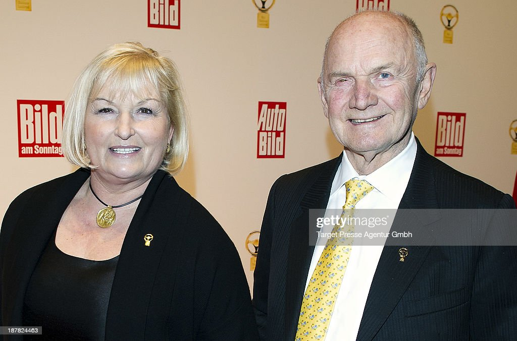 'Goldenes Lenkrad' Award 2013