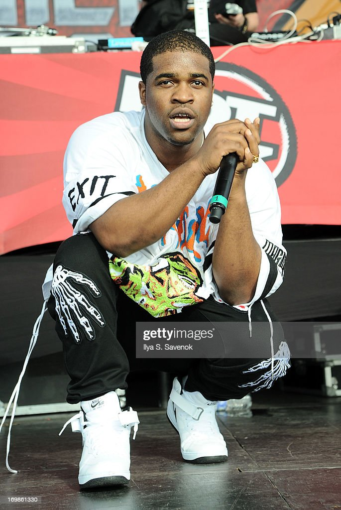 Ferg performs during HOT 97 Summer Jam XX at MetLife Stadium on June 2, 2013 in East Rutherford, New Jersey.