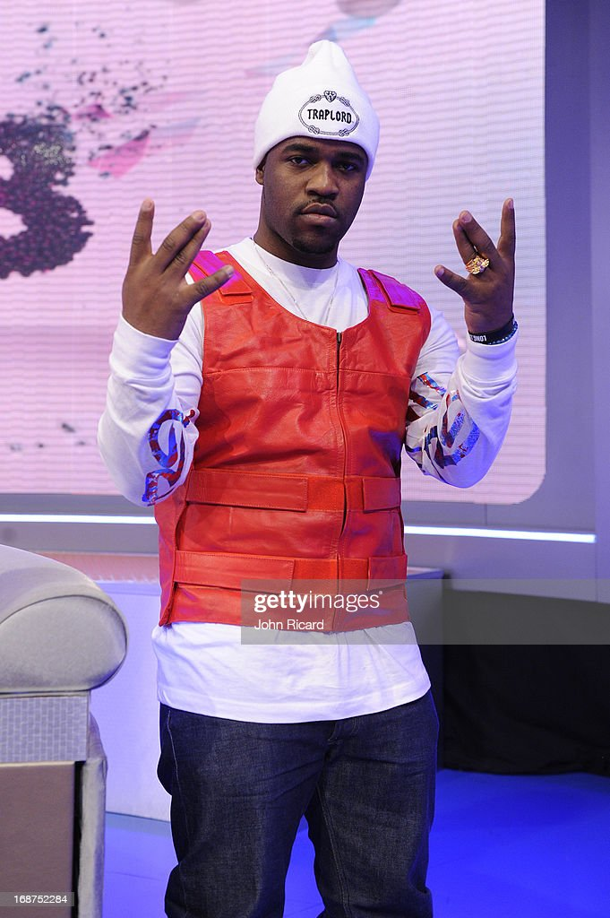 Ferg Presents 2013 BET Awards Nominations at 106 & Park Studio on May 14, 2013 in New York City.