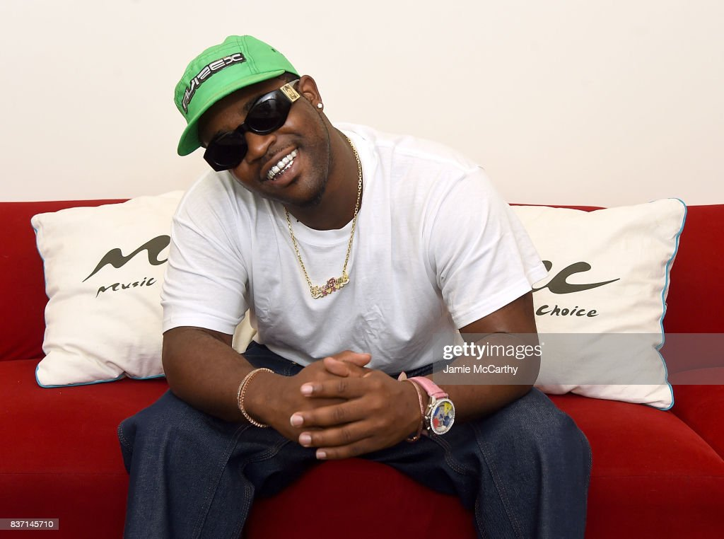 Ferg visits Music Choice on August 22, 2017 in New York City.