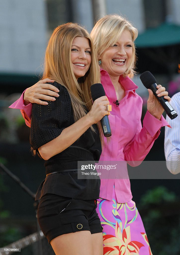 Good Morning America Diane Sawyer : Quot good morning america summer concert series