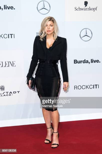 Fergie attends the Tribute To Bambi at Station on October 5 2017 in Berlin Germany