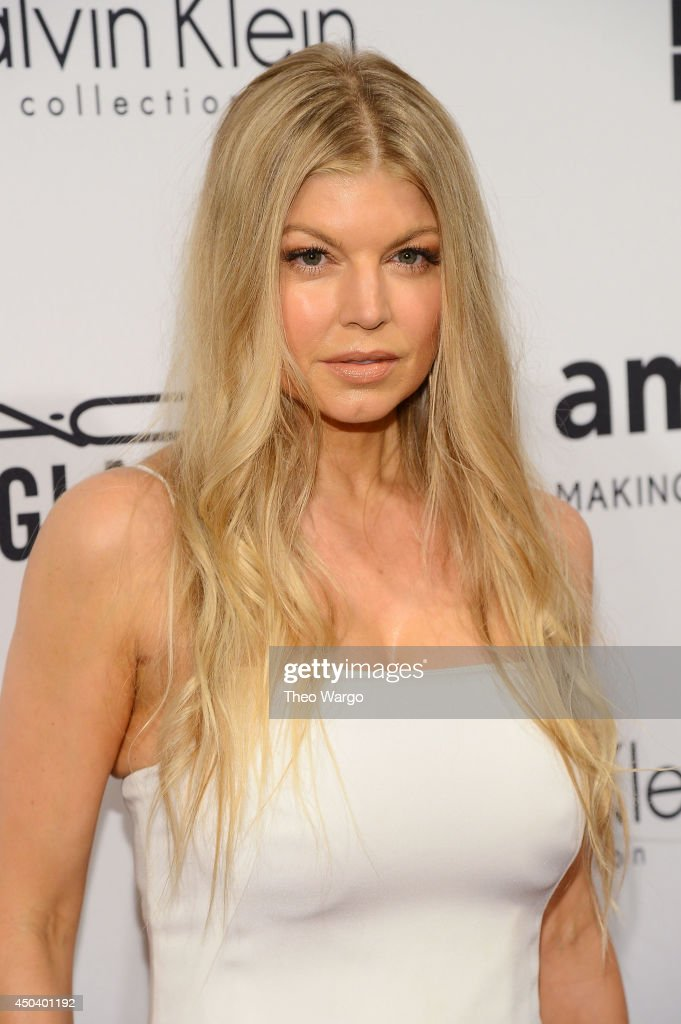<a gi-track='captionPersonalityLinkClicked' href=/galleries/search?phrase=Fergie+Duhamel&family=editorial&specificpeople=171894 ng-click='$event.stopPropagation()'>Fergie Duhamel</a> attends the amfAR Inspiration Gala New York 2014 at The Plaza Hotel on June 10, 2014 in New York City.