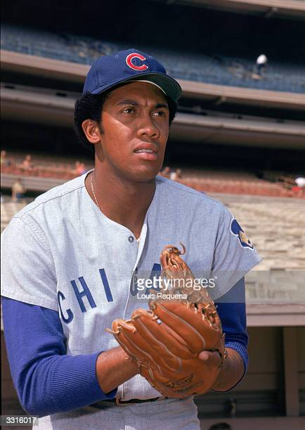 Fergie Jenkins of the Chicago Cubs poses for a portrait circa 196673