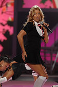 Fergie performs during VH1 Big in '06 Show at Sony Studios in Los Angeles California United States