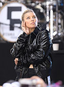 """Fergie Performs On NBC's """"Today"""""""