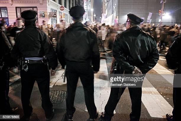 Ferguson Protest in Center City Philadelphia