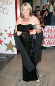 Fern Britton during 2004 TV Quick Soap Awards Arrivals at Dorchester Hotel in London Great Britain