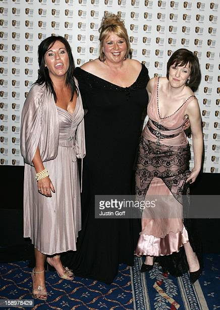 Fern Britton Jessie Wallace Kacey Ainsworth Attend The 2006 British Academy Television Awards At London'S Grosvenor House Hotel
