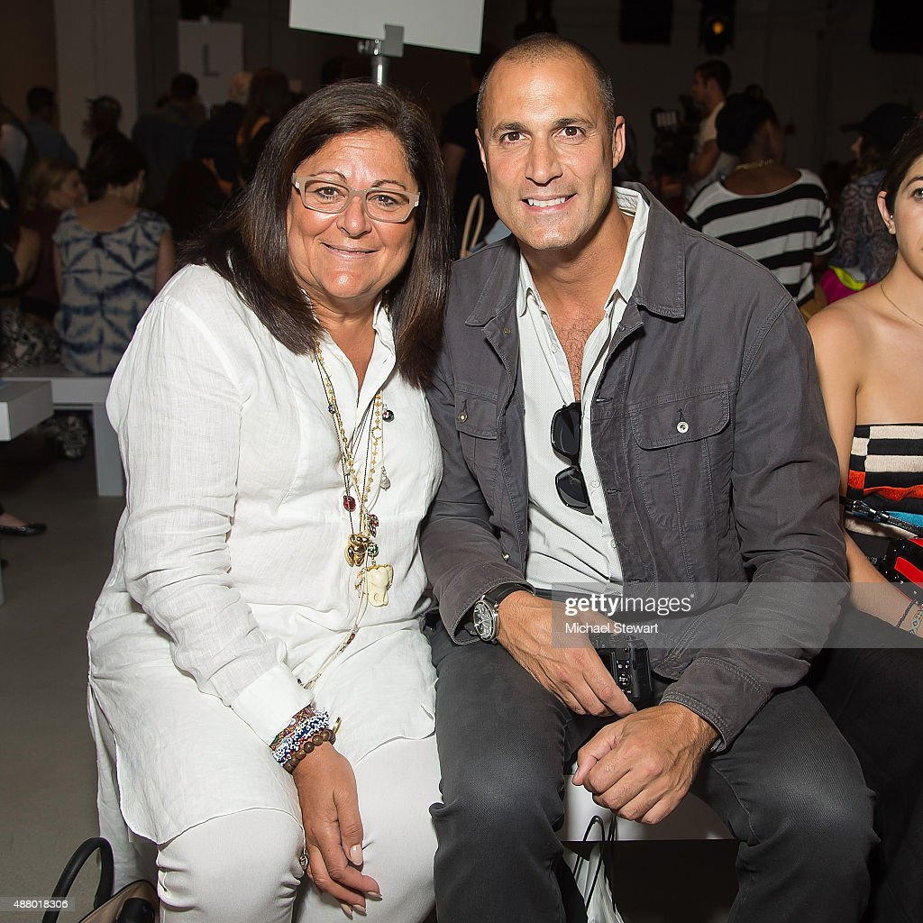 Mara Hoffman - Front Row & Backstage - Spring 2016 New York Fashion Week: The Shows