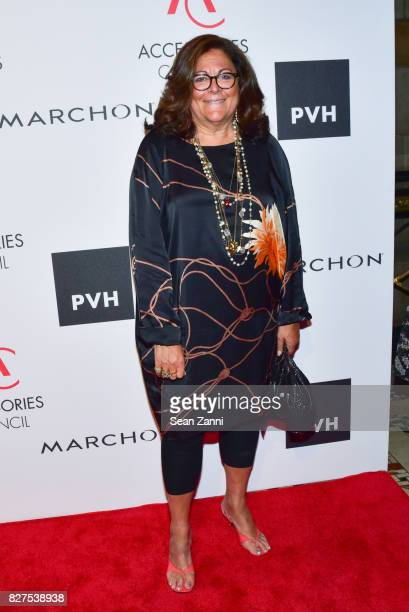 Fern Mallis attends 21st Annual Ace Awards at Cipriani 42nd Street on August 7 2017 in New York City