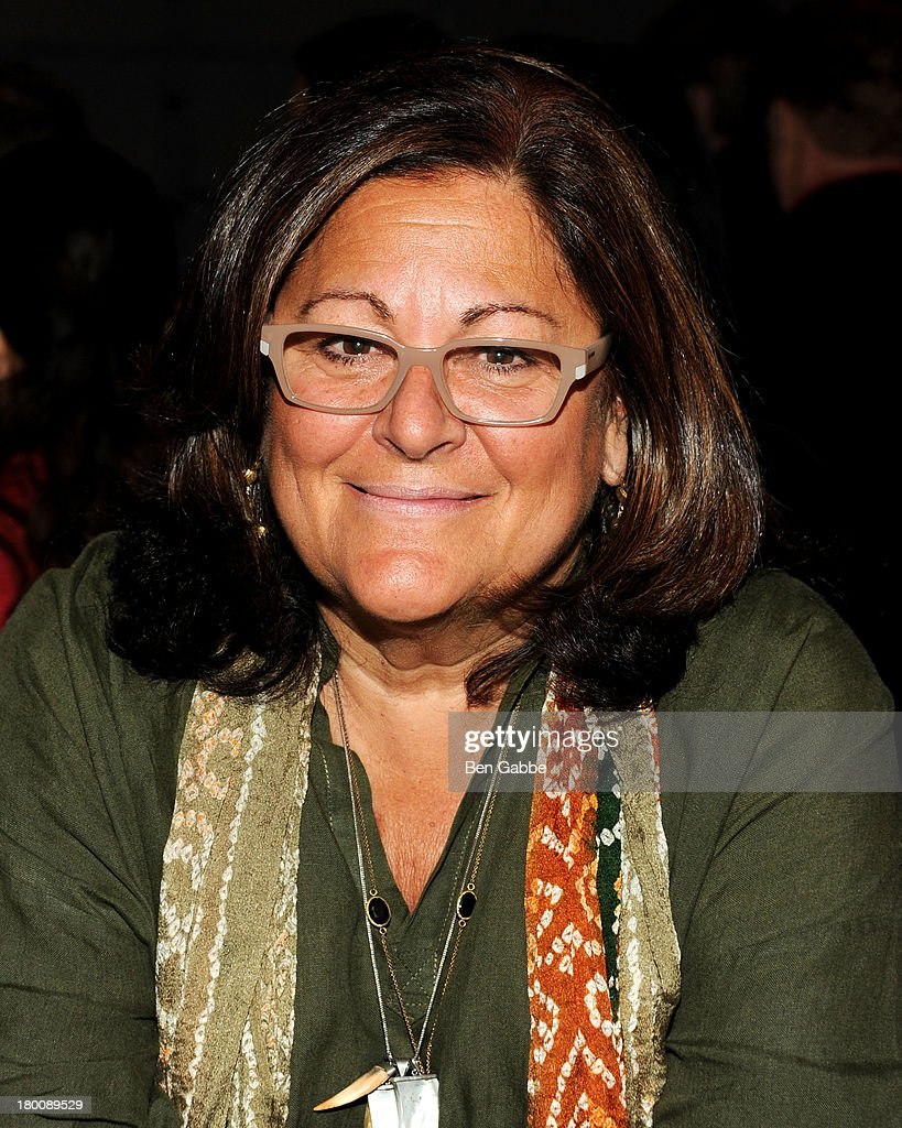 Fern Mallis attends Band Of Outsiders Women's during Mercedes-Benz Fashion Week Spring 2014 on September 8, 2013 in New York City.