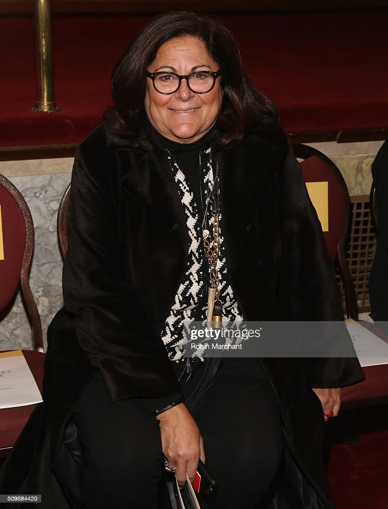 <a gi-track='captionPersonalityLinkClicked' href=/galleries/search?phrase=Fern+Mallis&family=editorial&specificpeople=201774 ng-click='$event.stopPropagation()'>Fern Mallis</a> attends Creatures of the Wind during Fall 2016 New York Fashion Week on February 11, 2016 in New York City.