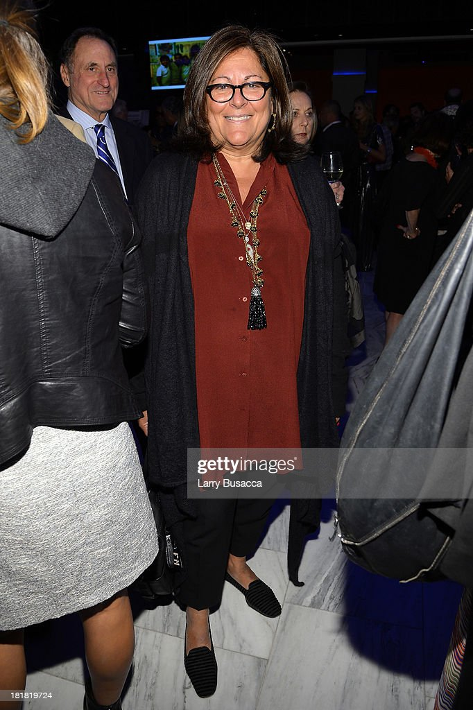 Fern Mallis attends DuJour's Jason Binn and Kurt Russell's celebration of Goldie Hawn and The Hawn Foundation at Espace on September 25, 2013 in New York City.