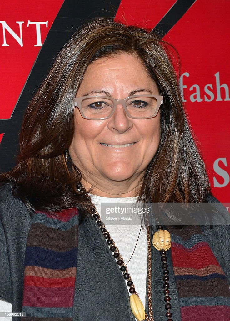Fern Mallis attends the 15th annual Fashion Group International Rising Star at Cipriani 42nd Street on January 24, 2013 in New York City.