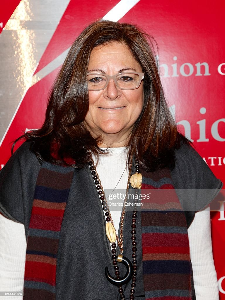 <a gi-track='captionPersonalityLinkClicked' href=/galleries/search?phrase=Fern+Mallis&family=editorial&specificpeople=201774 ng-click='$event.stopPropagation()'>Fern Mallis</a> attends the 16th annual Fashion Group International Rising Star awards at Cipriani 42nd Street on January 24, 2013 in New York City.