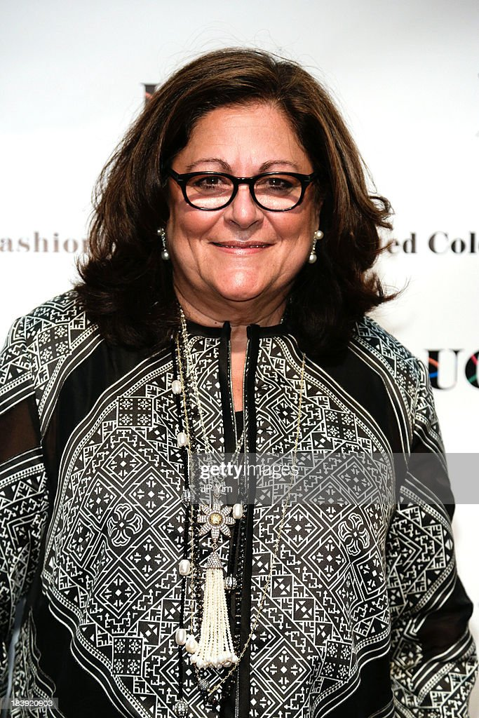 Fern Mallis attends the 3rd Annual United Colors Of Fashion Gala at Lexington Avenue Armory on October 9, 2013 in New York City.