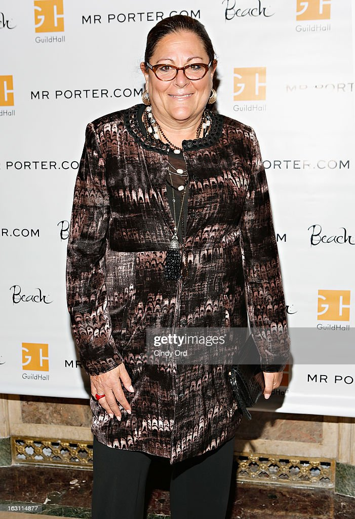 Academy Of The Arts Lifetime Achievement Awards at The Plaza Hotel on March 4, 2013 in New York City.