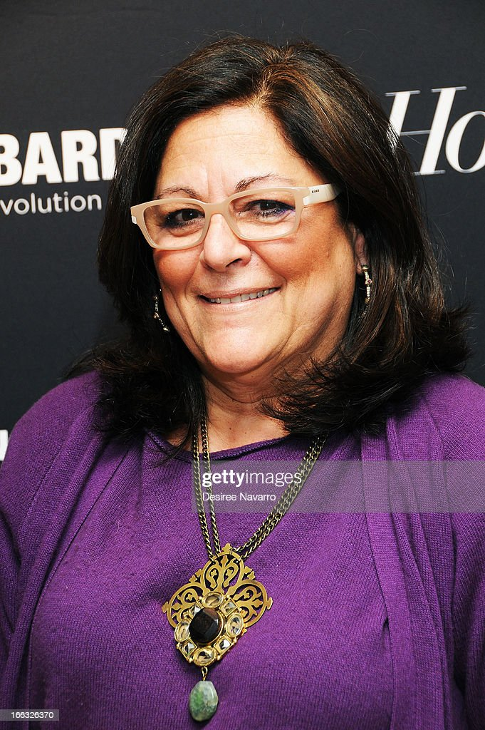 Fern Mallis attends The Hollywood Reporters 35 Most Powerful People In Media at Four Seasons Grill Room on April 10, 2013 in New York City.