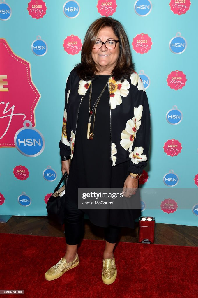 Fern Mallis attends the HSN 2017 Holiday Cocktail Party at KOLA House on October 5, 2017 in New York City.