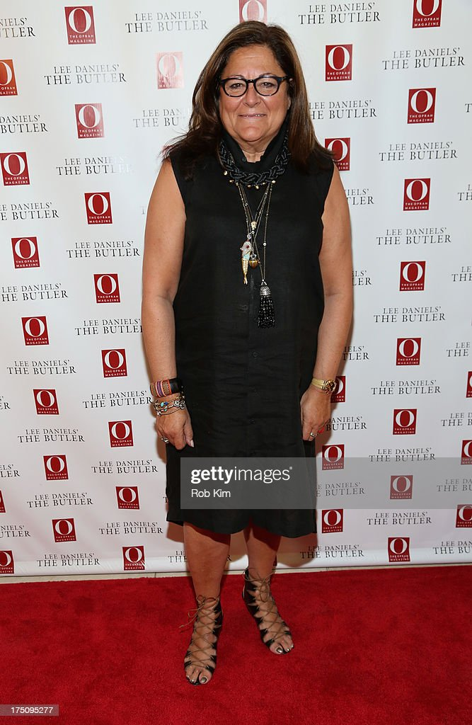<a gi-track='captionPersonalityLinkClicked' href=/galleries/search?phrase=Fern+Mallis&family=editorial&specificpeople=201774 ng-click='$event.stopPropagation()'>Fern Mallis</a> attends the O, The Oprah Magazine's special advance screening of 'Lee Daniels' The Butler' at The Hearst Tower on July 31, 2013 in New York City.