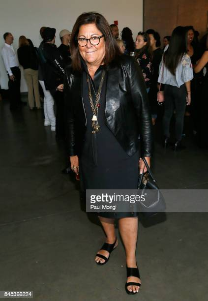 Fern Mallis attends the Tracy Reese presentation during New York Fashion Week at Pier 59 on September 10 2017 in New York City