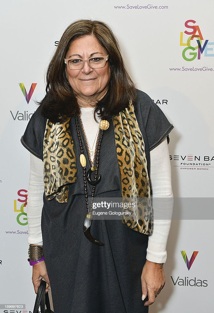 Fern Mallis attends the Vera Launch at Ambassadors River View at the United Nations on January 24, 2013 in New York City.