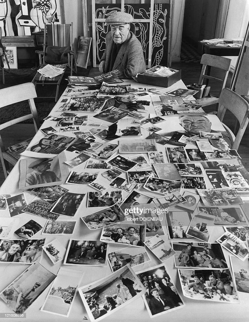Fernand Leger In 1954