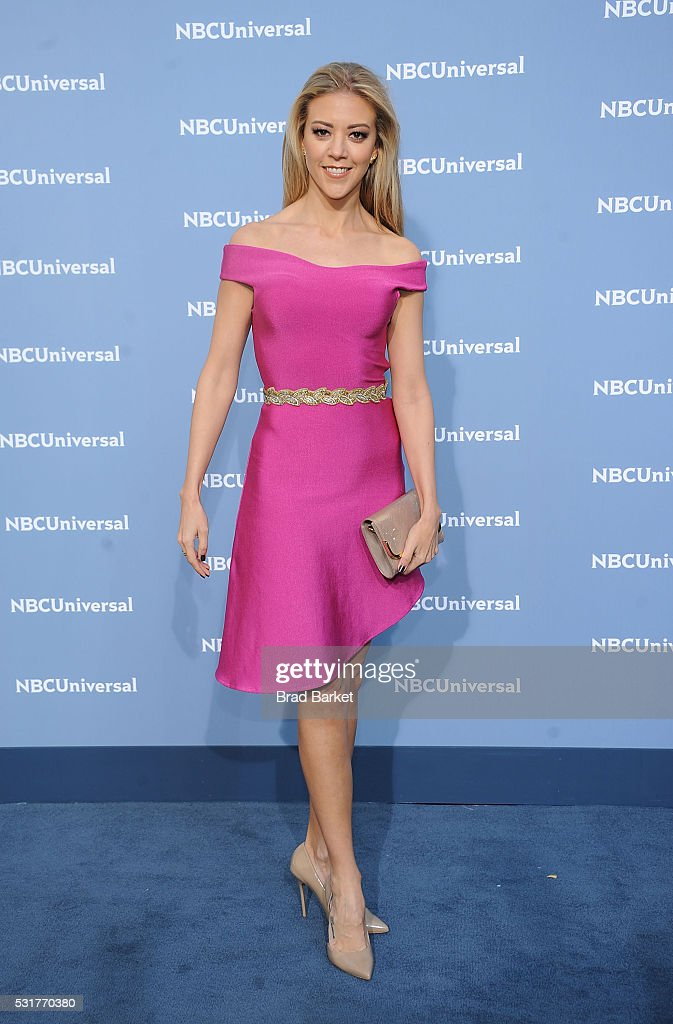 Fernanda Castillo attends the NBCUniversal 2016 Upfront Presentation on May 16, 2016 in New York City.