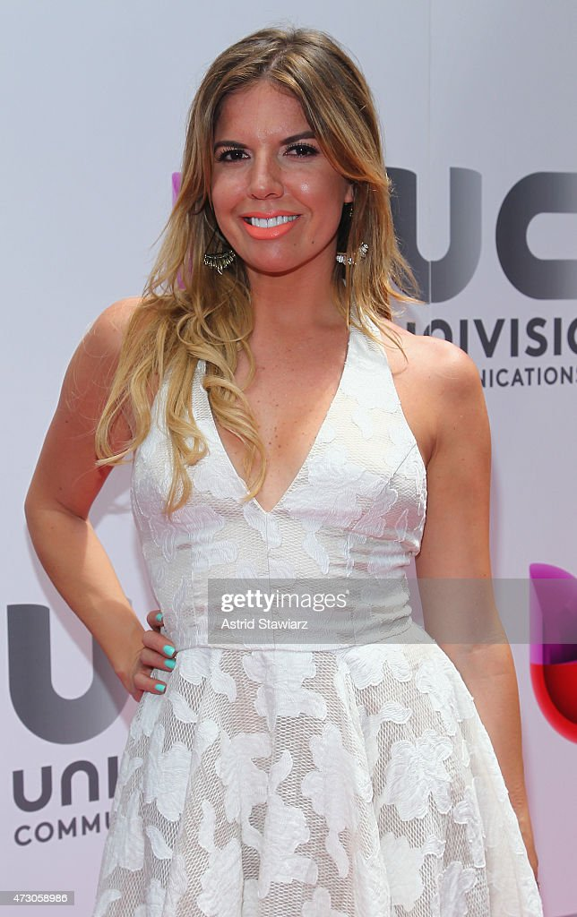 Fernanda Kelly attends Univision's 2015 Upfront at Gotham Hall on May 12 2015 in New York City