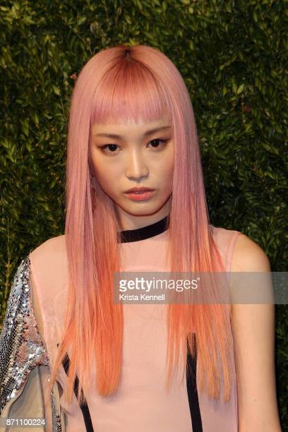 Fernanda Ly attends the 14th Annual CFDA/Vogue Fashion Fund Awards on November 6 2017 in Brooklyn New York City