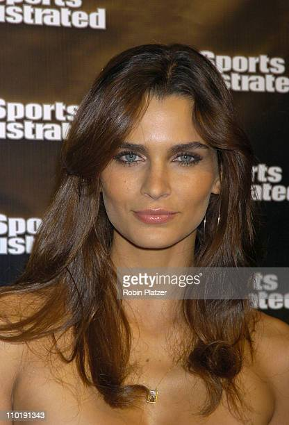 Fernanda Motta during 2004 Sports Illustrated Swimsuit Issue 40th Anniversary Edition at Club Deep in New York City New York United States