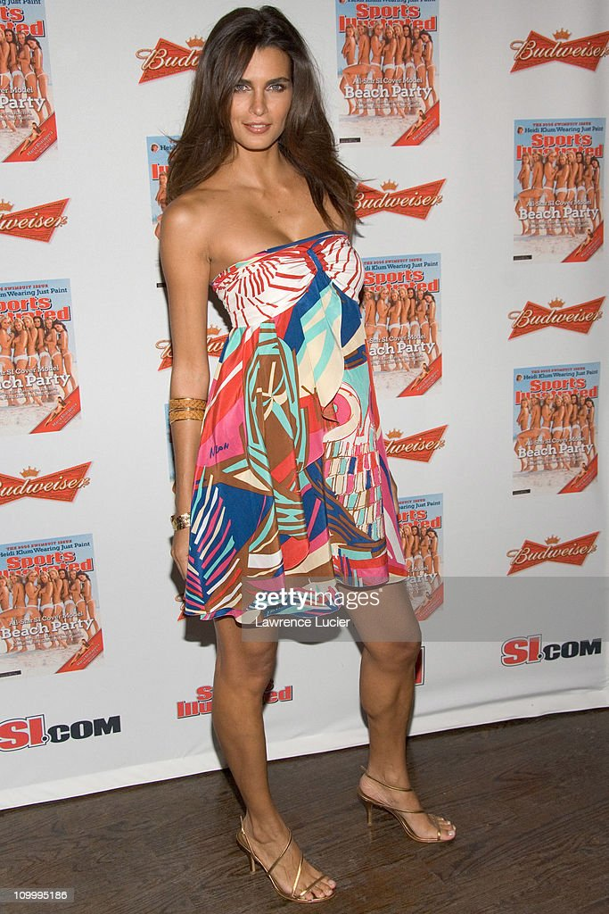 Fernanda Motta during 2006 Sports Illustrated Swimsuit Issue Press Conference at Crobar in New York City, New York, United States.
